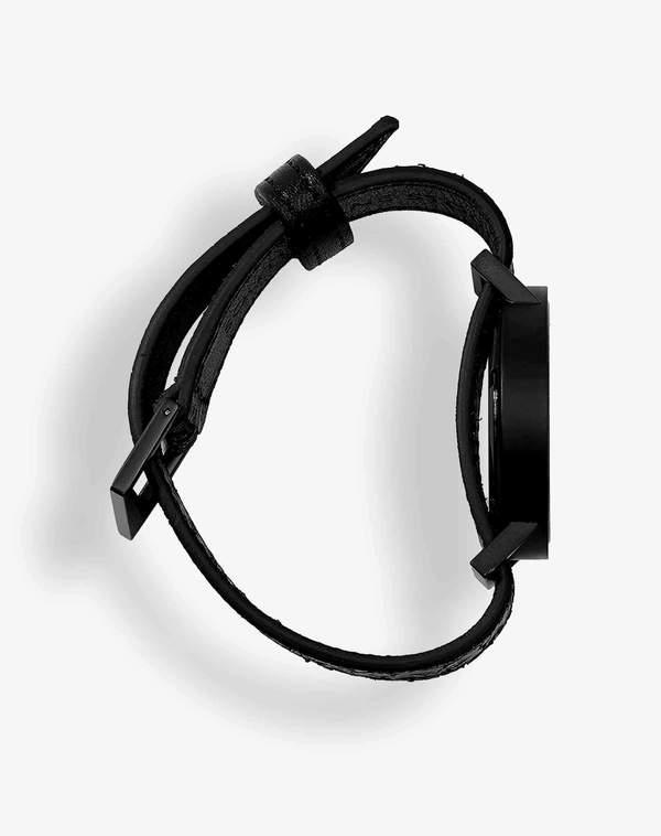 Unisex South Lane Avant Diffuse Invert Watch - Black