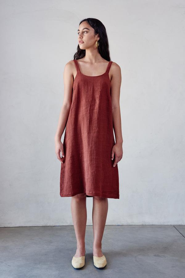 First Rite Dip Dress
