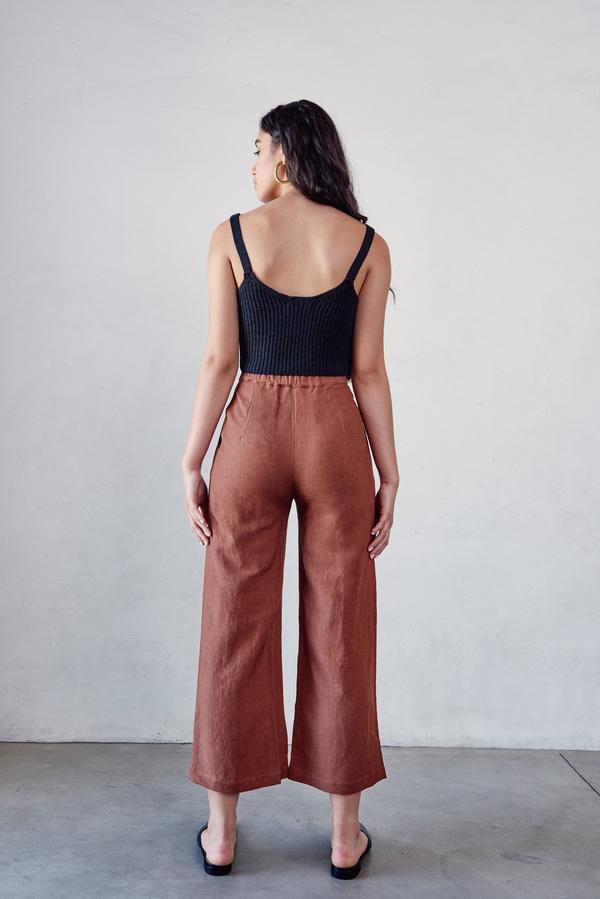 First Rite Wide Trouser