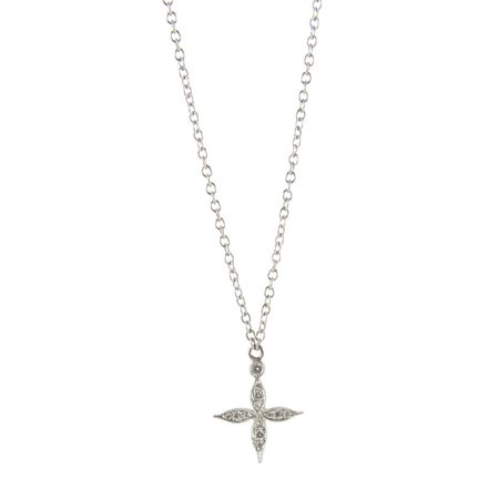 Cathy Waterman Necklace - Single Bombay Star Chain