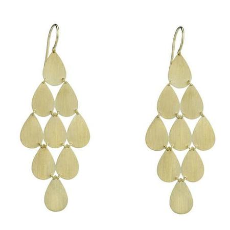 Irene Neuwirth Earrings - 9 Drop Chandelier