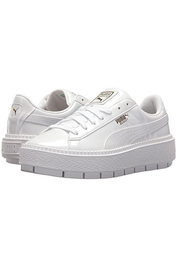 7dcd05f7d681 Puma Basket Platform Trace Sneaker