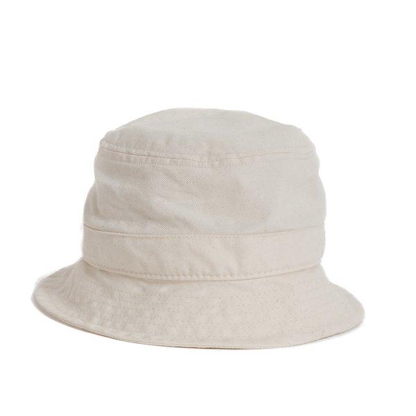 Corridor Bucket Hat - White Canvas  1c50d3baf49