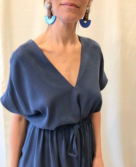Rachel Comey Zora in Brown Blue