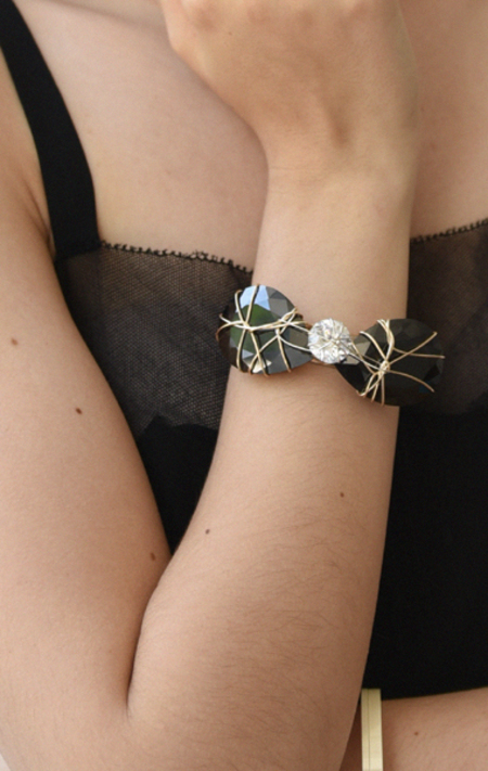 Sonia Boyajian Bow Bangle