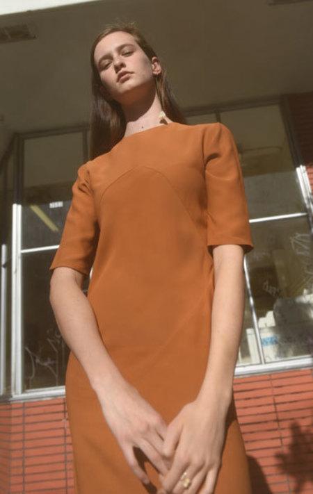Gabriela Alexandrova Romb Incrustation Dress