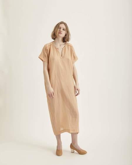 Humanoid Mage Dress - Apricot