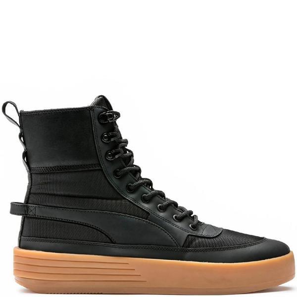 6155540f10f Puma x XO Tactical Boot - Black   Garmentory
