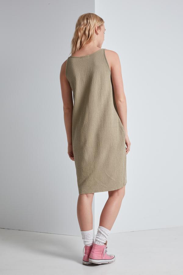 Black Crane Multi Dress