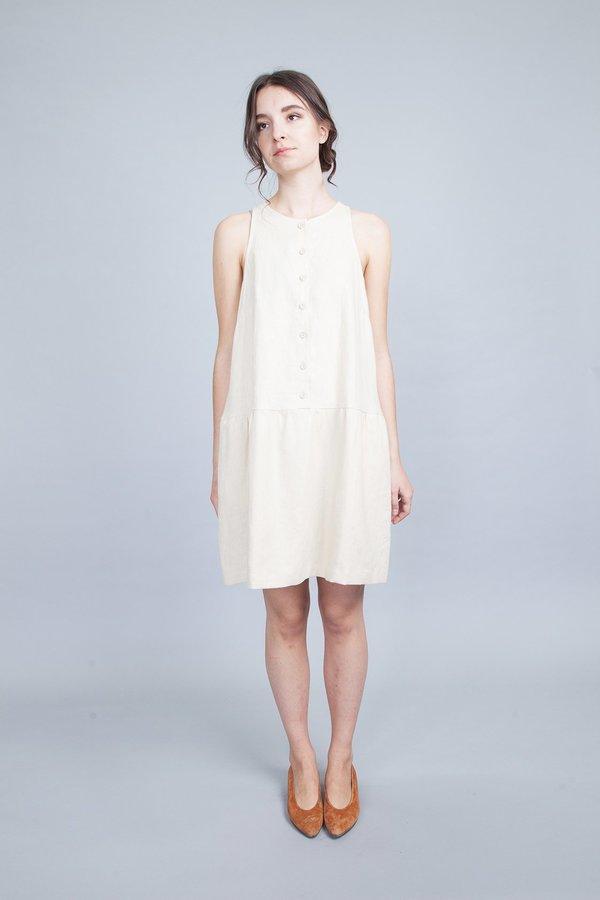 b57f195a9a Ursa Minor Clare Dress - Ivory