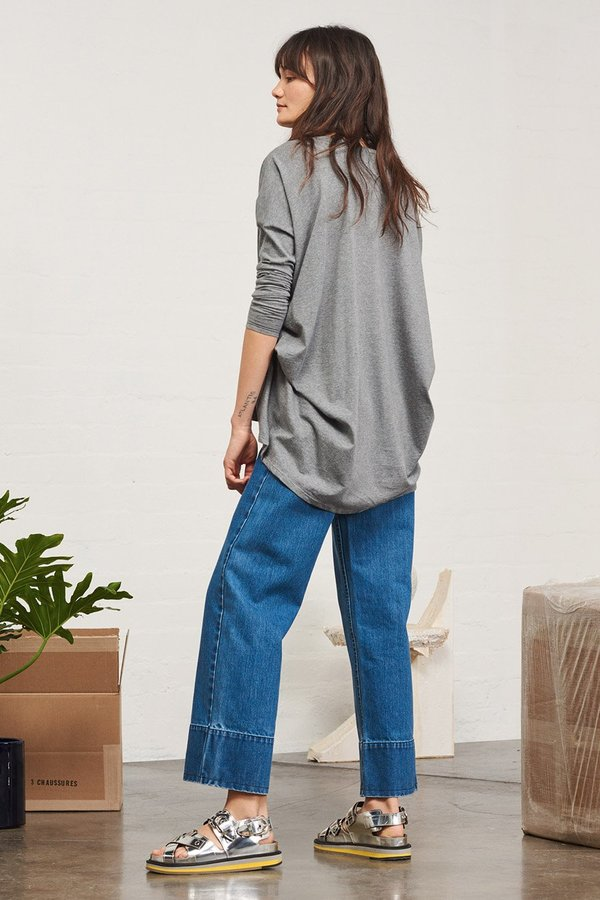 Kowtow Building Block Drape Top
