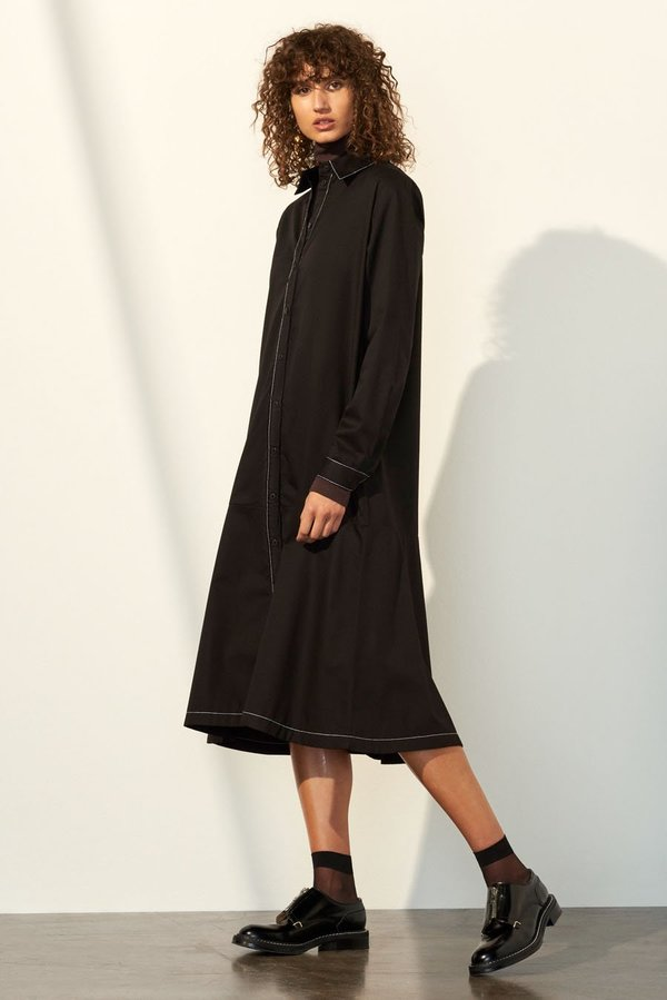 Kowtow Monologue Shirt Dress