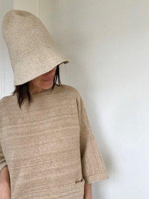 Lauren Manoogian Crochet Bell Hat