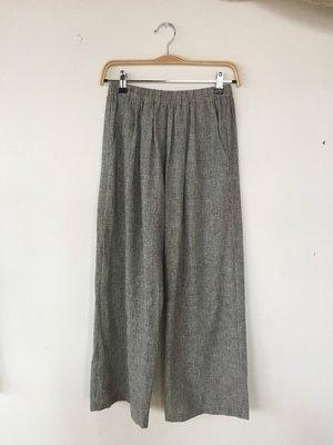 Ozma Crop Wide Leg Pant