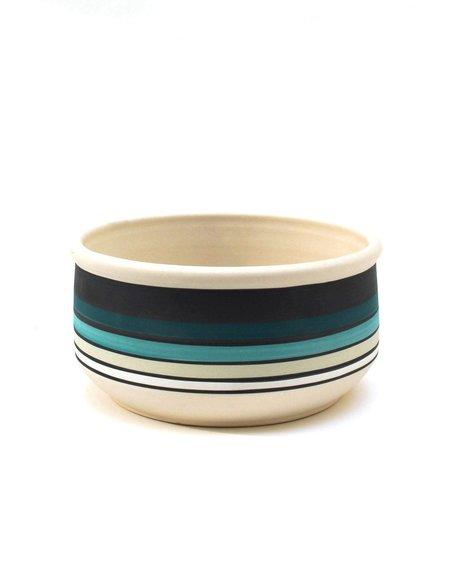 Claystreet Ceramics Medium Planter - Ocean