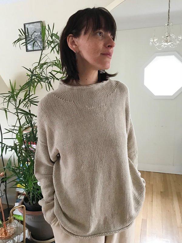 Lauren Manoogian Bateau Rollneck Pullover