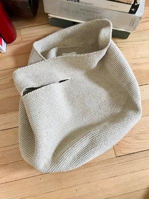 Lauren Manoogian Crochet Bowl Bag