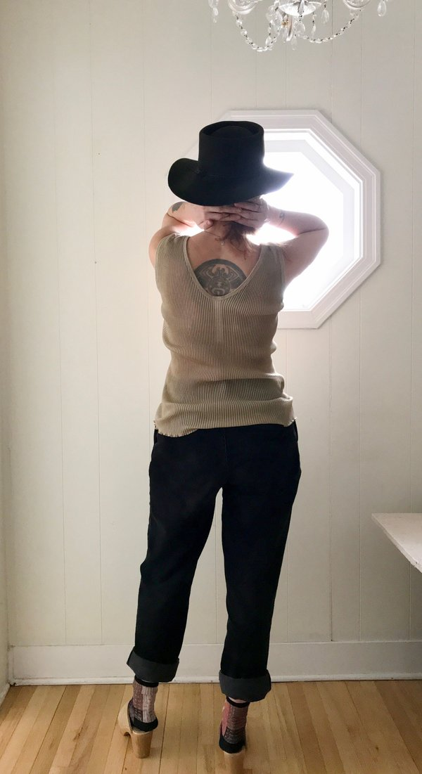 Lauren Manoogian Accordion Tank