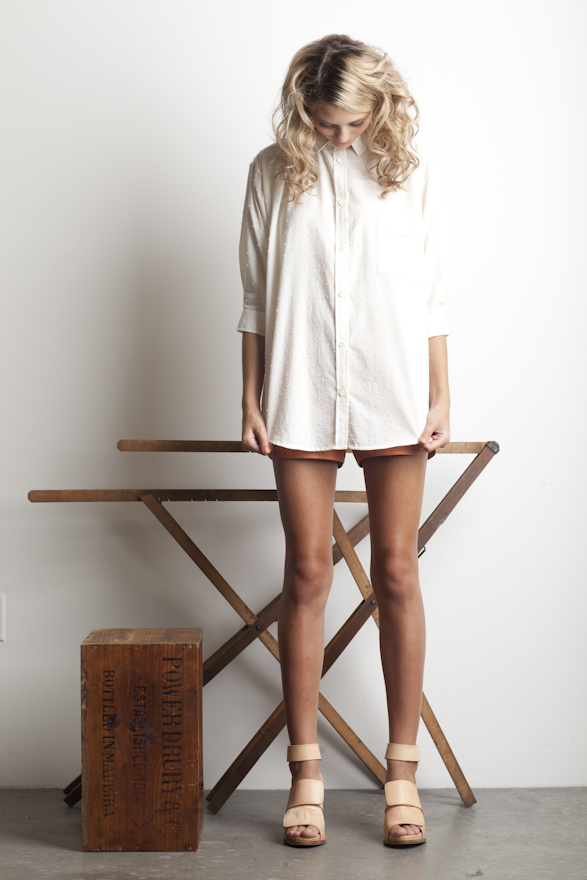 Dace Pine Button-Up