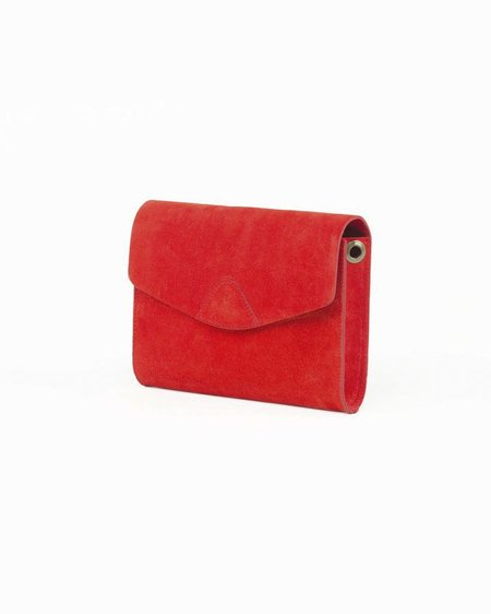 VereVerto Mini Mox Bag in Cherry