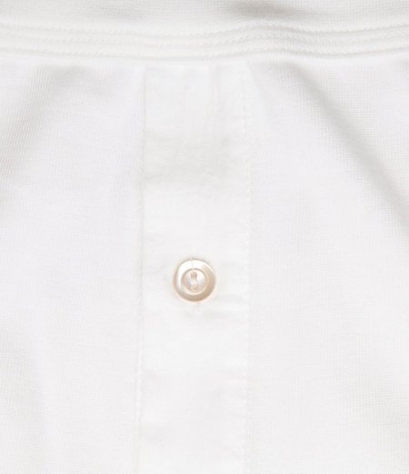 Merz b. Schwanen 255 BUTTON FACING UNDERPANTS WHITE