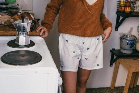 l`n`l BLUE GIANT (AND FRIENDS) BOXER SHORTS
