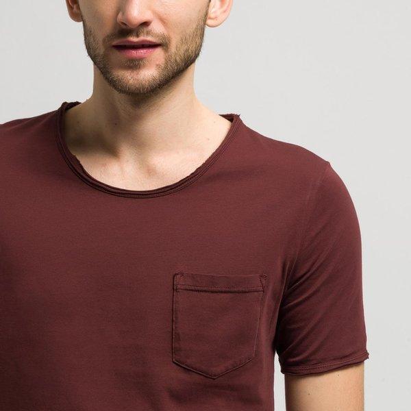 Armedangels Curt T-Shirt - Grape red