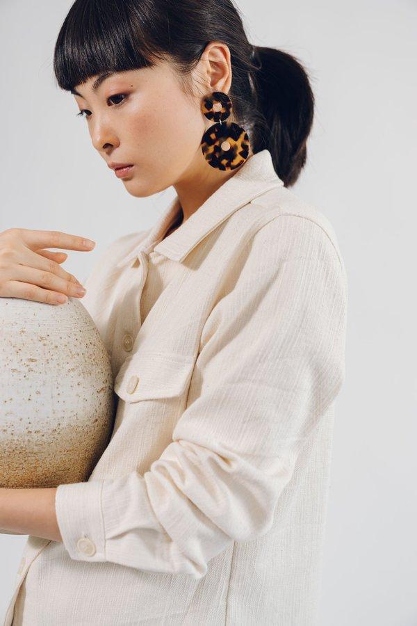 Sunad Karakum - Stone White