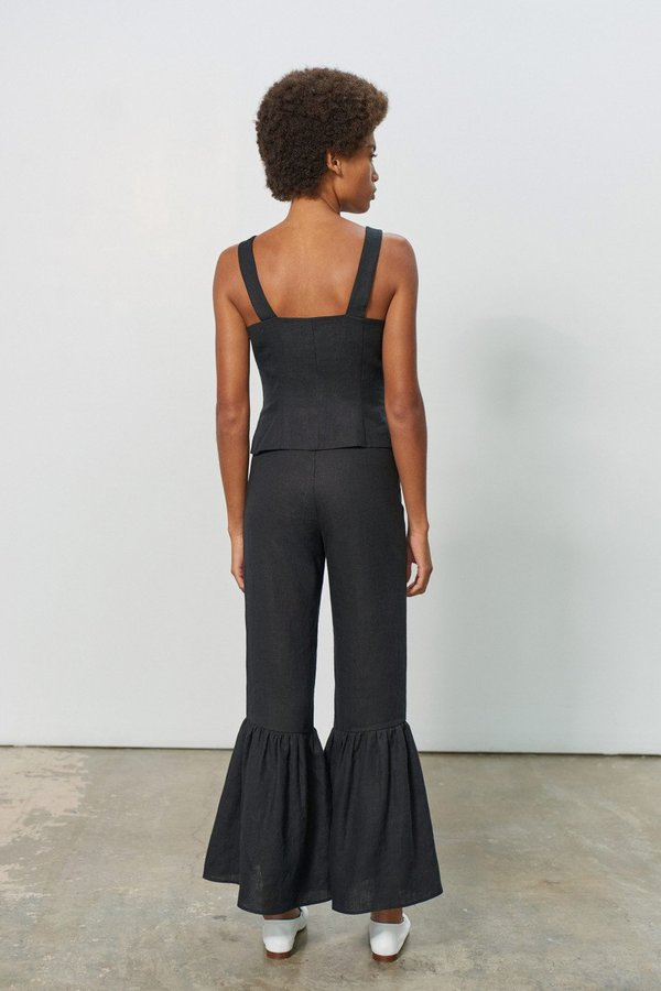 Malin top black