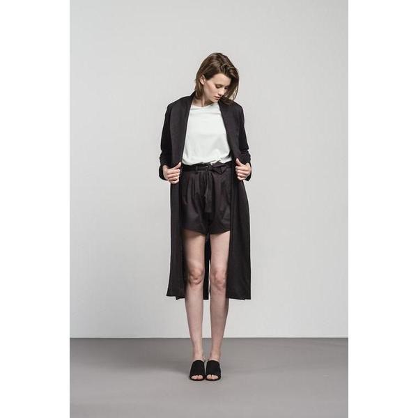 Jungle Folk Penelope Coat black