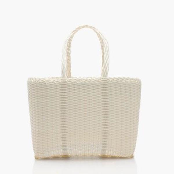 Palorosa Tote Bag Large white