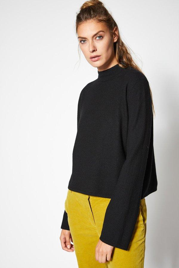 Lanius Turtleneck pullover black
