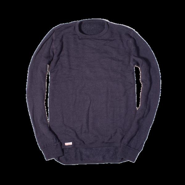 Woolpower 200g Crewneck Sweater, Navy