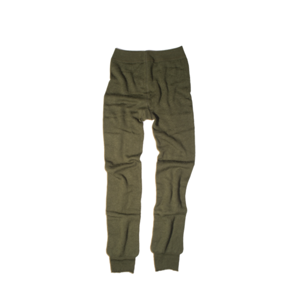 Woolpower 200g Long John Pant, Green