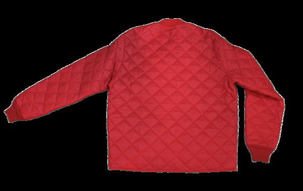 Vintage Black Sheep Jacket, Red / Black