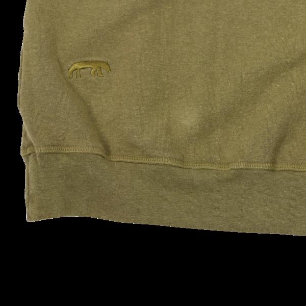 Westerlind Boyfriend 3/4 Sleeve Sweatshirt, Dried Herb