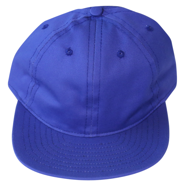FairEnds Cotton Twill Ball Cap, Blueberry