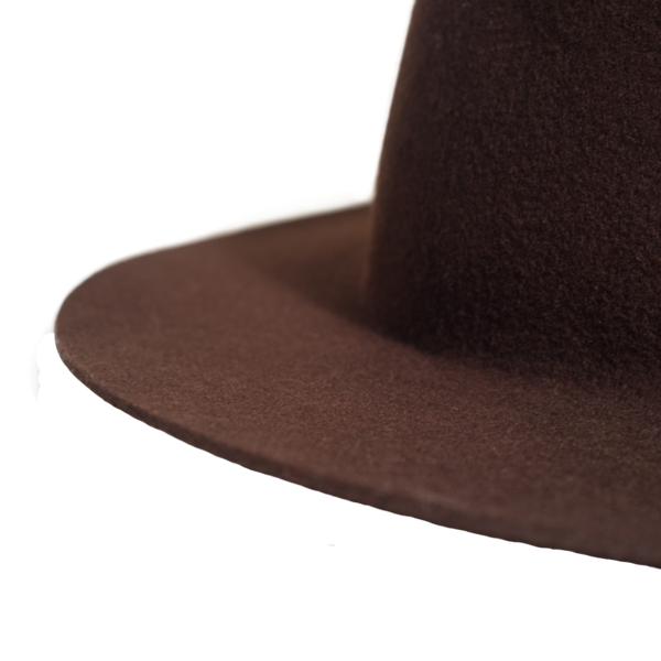 Westerlind Felt Hat, Brown
