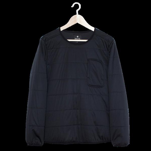Snow Peak Flexi Insulated Pullover, Black
