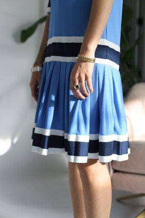 Ganni Dubois Polo Dress