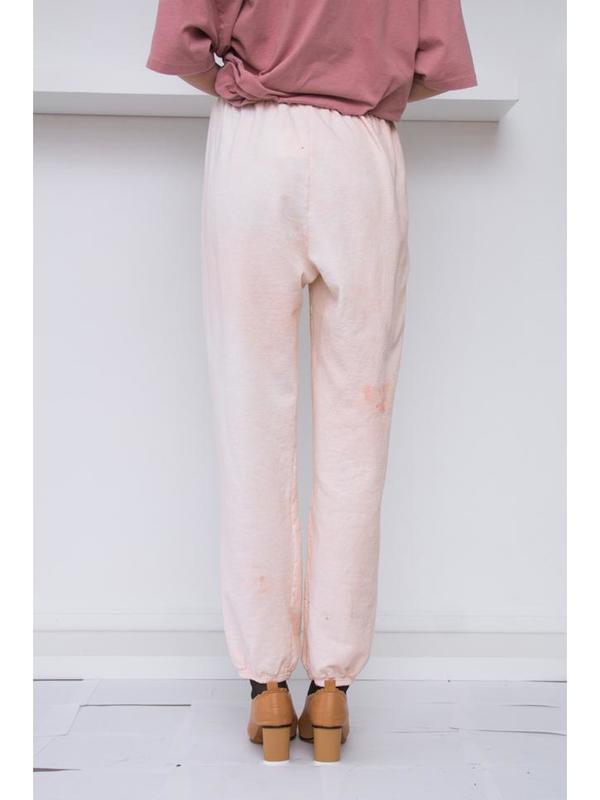 59bcdcd58 Audrey Louise Reynolds Organic Cotton Sweatpants - Pink. $152.00. Audrey  Louise Reynolds