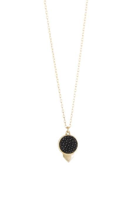 Collette Ishiyama Owl Necklace