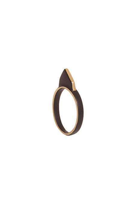 Collette Ishiyama Pharaoh Stripe Bruiser Ring