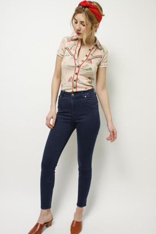 Rollas Eastcoast Staple Jean - UPTOWN BLUE