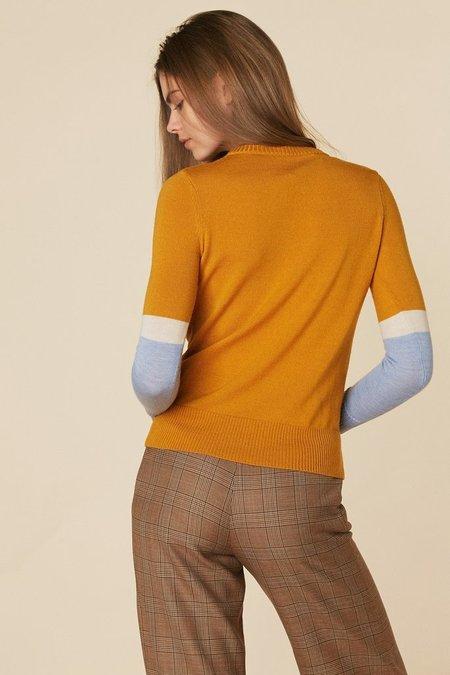 Stoned Immaculate Gloria Sweater - Mustard