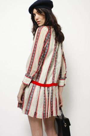 Cloak & Dagger Vintage Floral Jane Dress