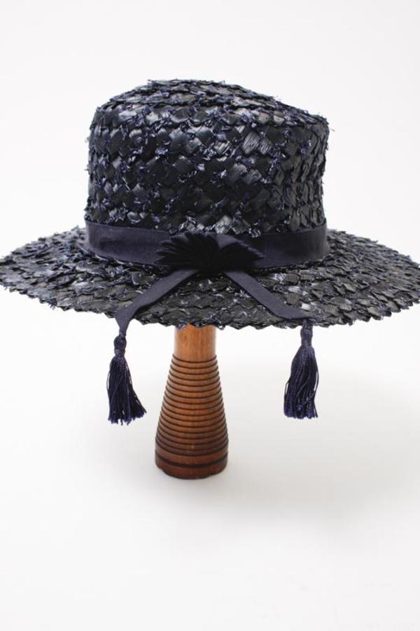 Cloak & Dagger Vintage Matador Straw Hat
