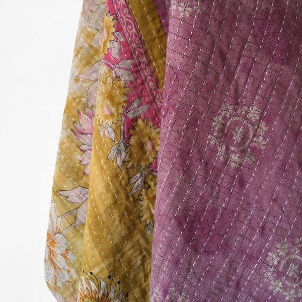 Adri Vintage REVERSIBLE Kantha