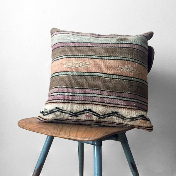 Aliza Vintage Kilim Pillow Cover
