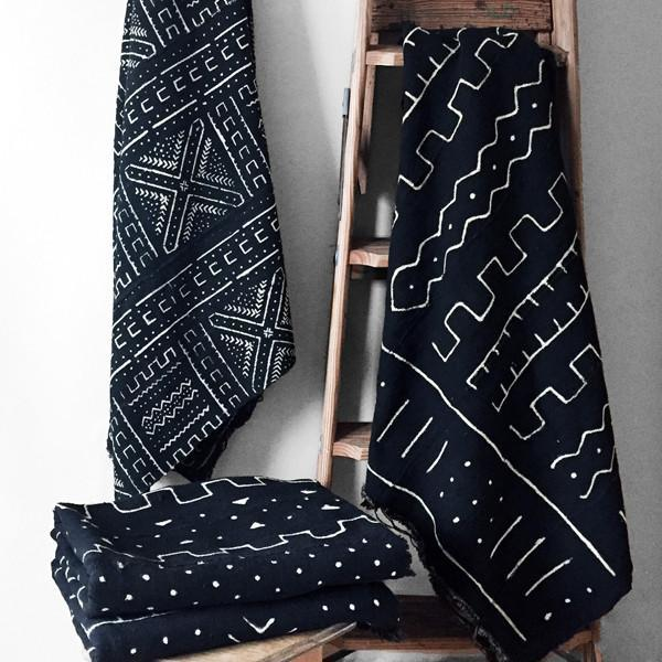 Ebele African Mud Cloth